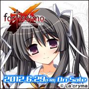 fortissimo EXS//Akkord:nächsten Phase(フォルテシモエグゼス アコルトネクステンファーゼ) - 今度のフォルテシモは√3倍 そしてH+!